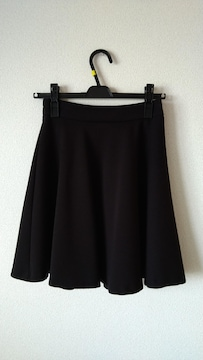 LAISSE PASSE☆レッセパッセ☆黒☆スカート☆