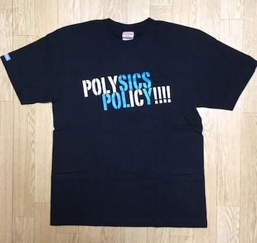 POLYSICS☆ポリシックス未使用Tシャツ2枚セット送料込