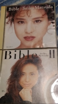 松田聖子 Bible�T&�U 2枚組ベスト2枚セット