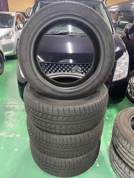 7071584)激安国産中古タイヤ4本セットグッドイヤ-235/50R18送料無料