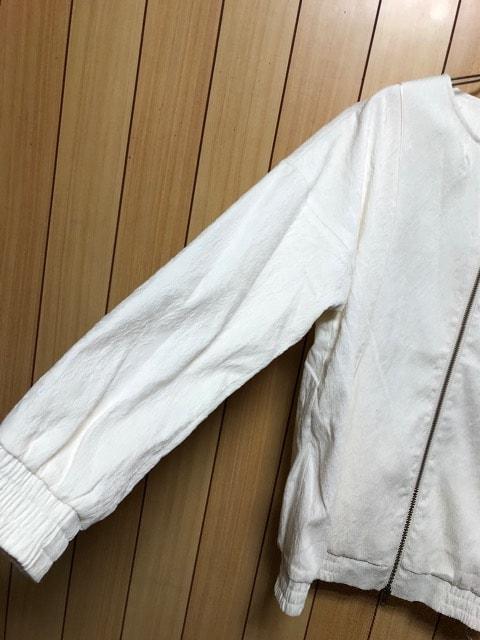 1.7万新品タグ付きLilidia★コットン混総柄ブルゾン