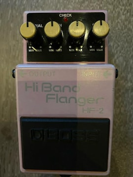 Boss Hi Band Flanger ボス ハイバンド フランジャー 廃盤