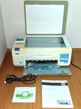 HP Photosmart オールインワン インクジェットプリンター C4490