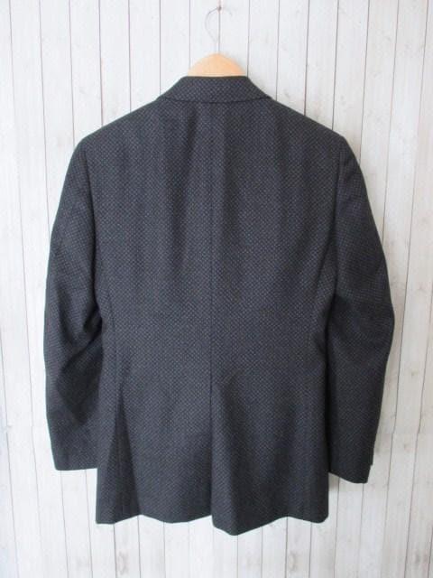 ☆ユナイテッドアローズ セットアップ スーツ ウール100%/メンズ/42(S)日本製 < ブランドの