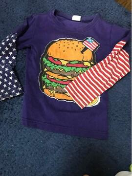 長袖Tシャツ110