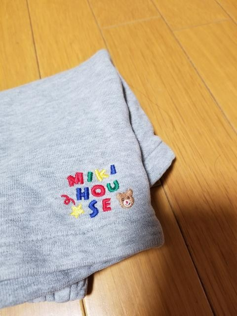 ★めちゃかわミキハウス★男女110センチ★ < ブランドの