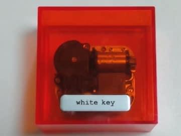 オルゴール[非売品] 鈴木あみ/鈴木亜美「white key」