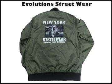 新品 正規品 Evolution Street Wear Brooklyn Newyork 2XL
