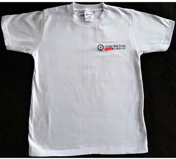 希少非売品★JuniorRedCross(青少年赤十字)限定 スタッフTシャツ