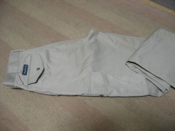 帯電防止加工作業ズボン_W76_サイドポケットありで使いやすい