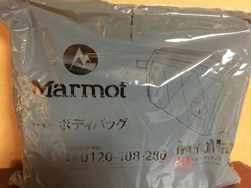 ☆非売品☆マーモット☆ボディバッグ☆