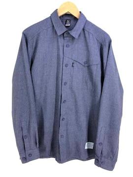 haglofs(ホグロフス)長袖ボタンシャツシャツ