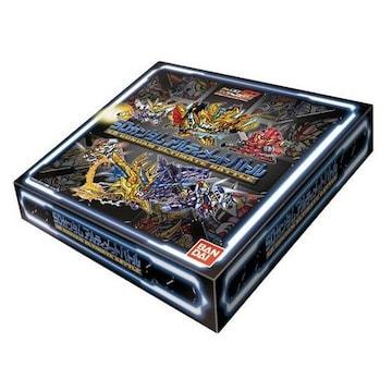 新品 カードダス コンプリートボックス スペシャル SDガンダム アルティメットバトルvol.1