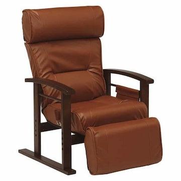高座椅子(ブラウン) LZ-4758BR