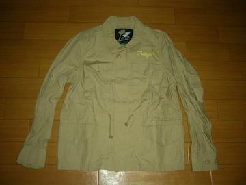 エフエーティーFATミリタリーシャツジャケットTITCH薄手ワーク
