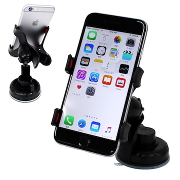 新品 スマートフォン 車載ホルダー[47968]
