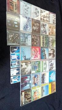 乃木坂46 1st〜22nd・1stアルバム 欅坂46 1〜8nd 通常盤 まとめ売り