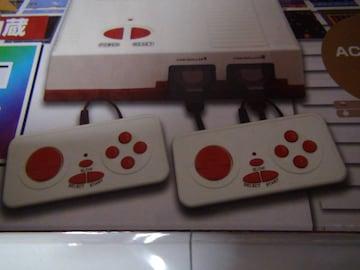 ファミコン88種類のゲーム機が内蔵、新品箱入り!。