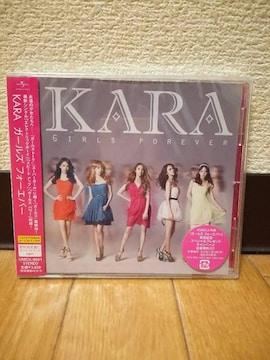 KARA ガールズ フォーエバー 初回限定盤C 新品