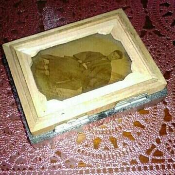 レア 1877年 明治 十年 140年 昔 ガラス 写真 アンティーク 骨董