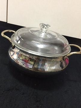 ステンレス鍋 おたまセット