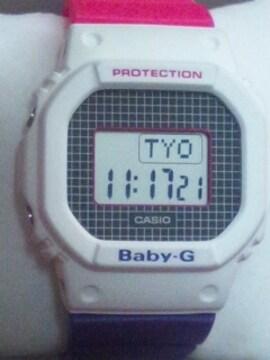 カシオBABY-Gショック腕時計BGD-560THBスピードモデルクレージュカラー