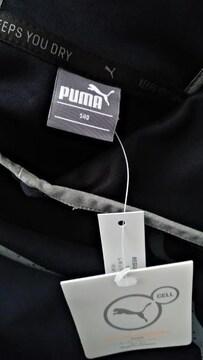 新品タグ付*PUMA*半袖パーカーdryfit*男女O.K.140