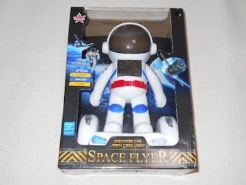 SPACE FLYER DISCOVER CAR WITH COOL LIGHT★新品未開封