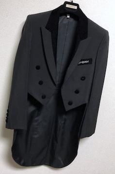 イヴサンローラン YSL ベロア×クルミボタン タキシードジャケット パンツ セットアップ黒 Y3
