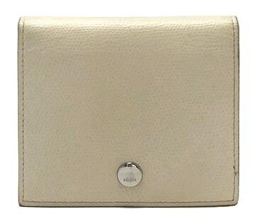正規セリーヌ財布カードケースコインケース二つ折りレザーア