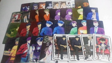 名探偵コナン[メタリックカード コレクション] 32枚セット