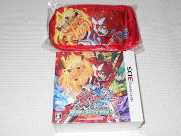 3DS★ガイストクラッシャー 爆アツ!ガイフォンセット 非売品付