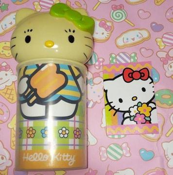 マクドナルドハッピーセットハローキティHello Kitty Tube Artist2006年難有り