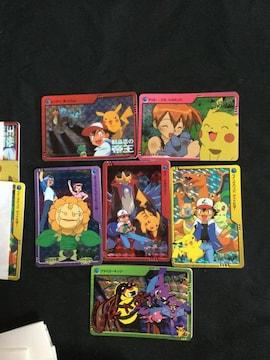 ポケットモンスターアニメコレクション金、銀2……40セット