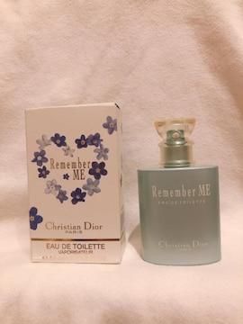 Dior クリスチャンディオール リメンバーミー 廃盤レア香水 50ml