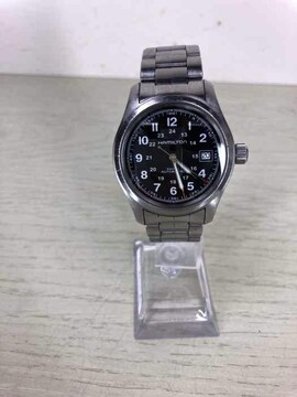 HAMILTON(ハミルトン)カーキフィールド 自動巻き 腕時計自動巻き腕時計