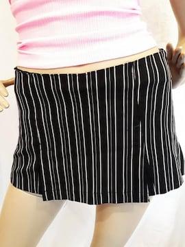 ANAP USA ショーパン ミニ スカート 黒
