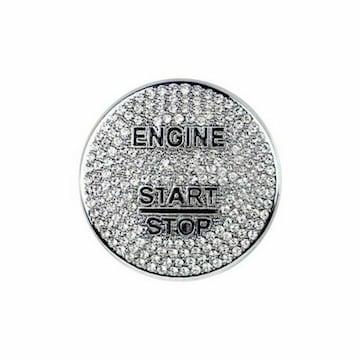 Mercedes-Benz ベンツ エンジンスタートボタンカバー