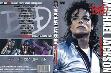≪送料無料≫MICHAEL JACKSON BAD TOUR 1987 マイケルジャクソン