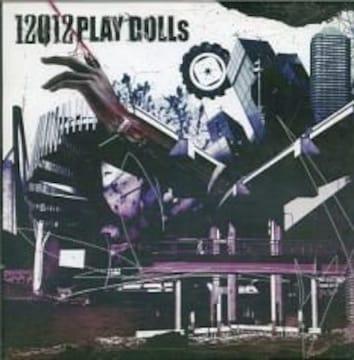 12012 PLAY DOLLs 初回限定A DVD付(DIR EN GREY V系)