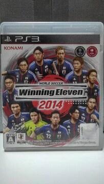 PS3 ワールドサッカー ウイニングイレブン2014