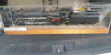 デコイチd51模型