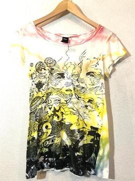 55DSL■タイダイTシャツ■絞り染め■4色■ディーゼル