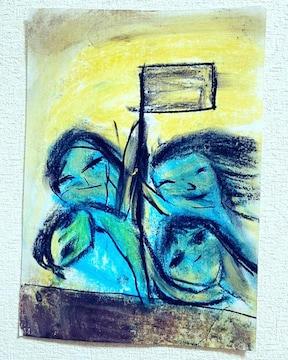 絵描きhiro C「私たちのくに」