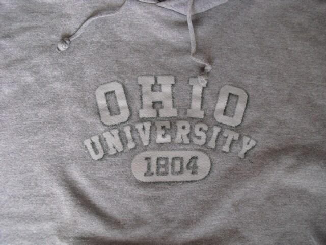 ラッセル オハイオ大学 カレッジ パーカー USA−L < 男性ファッションの