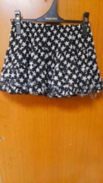 �@ 星がいっぱいのスカート