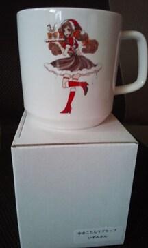 雪印/オレたちのゆきこたんプロジェクト・いずみさん作マグカップ当選品
