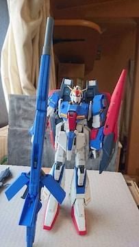 改修 Zガンダム 塗装済完成品 カミーユ専用機 1/100  MG