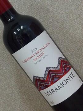 チリワイン ミラモンテ 赤 750ml