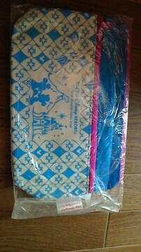 [非売品]キリンビバレッジオリジナル 東京ディズニーリゾート Wファスナーポーチ